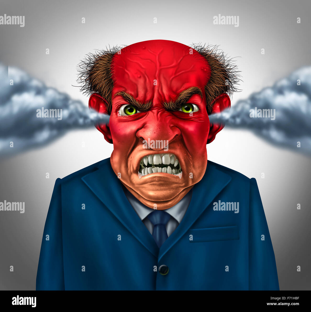 Foaming At The Mouth High Resolution Stock Photography and Images - Alamy
