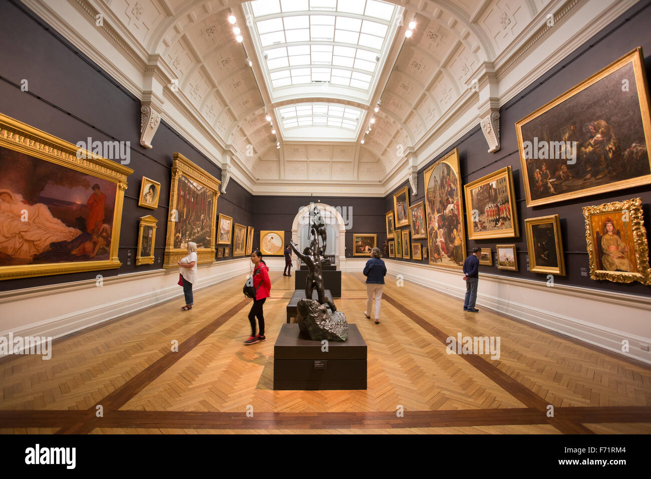 sydney art gallery of new south wales - Stock Image
