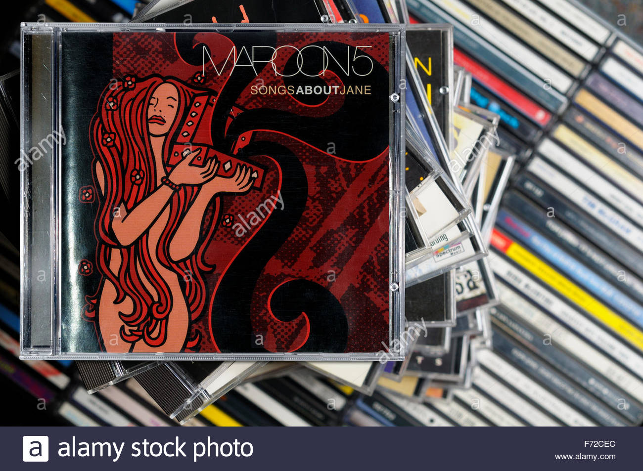 album songs about jane maroon 5