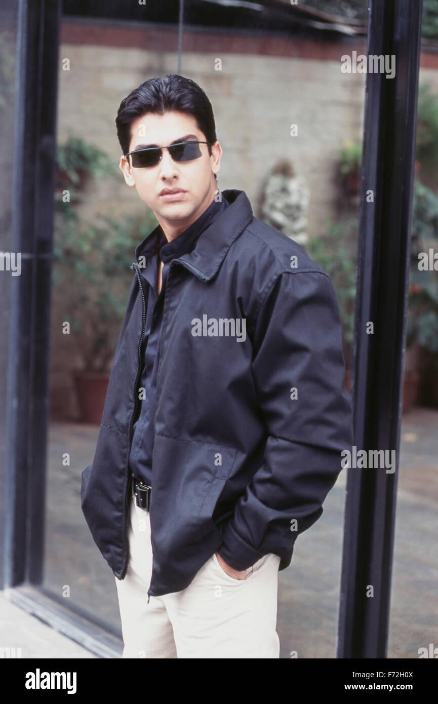 Indian film bollywood actor, aftab shivdasani, india, asia, 2000 - Stock Image