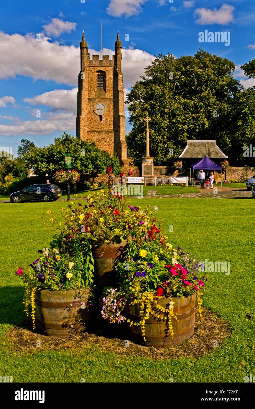 St. Edmunds Church, Sedgefield   Stock Image