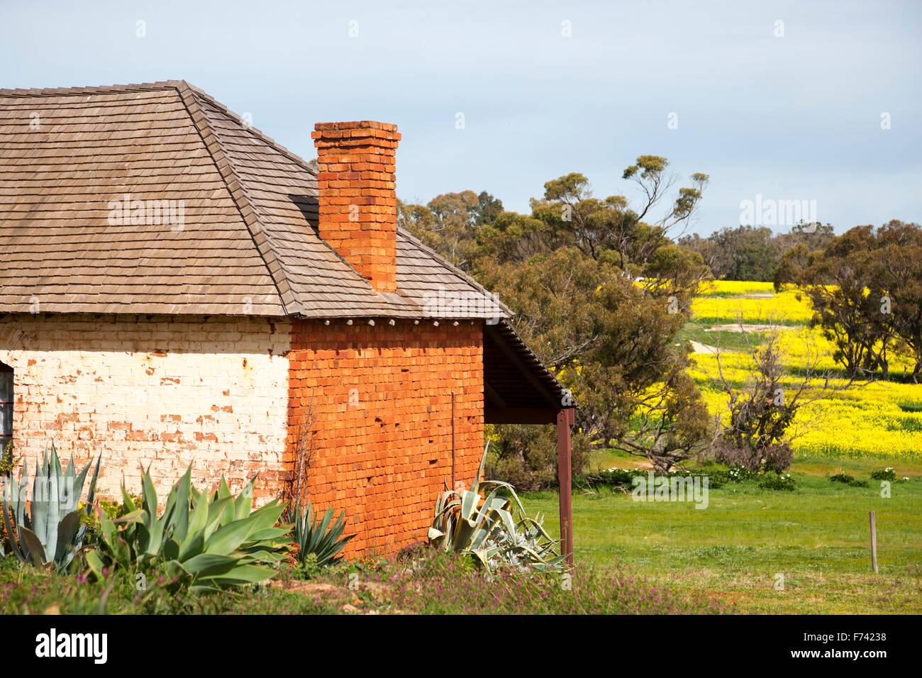 Old Australian Settlements, Arthur River Western Australia - Stock Image