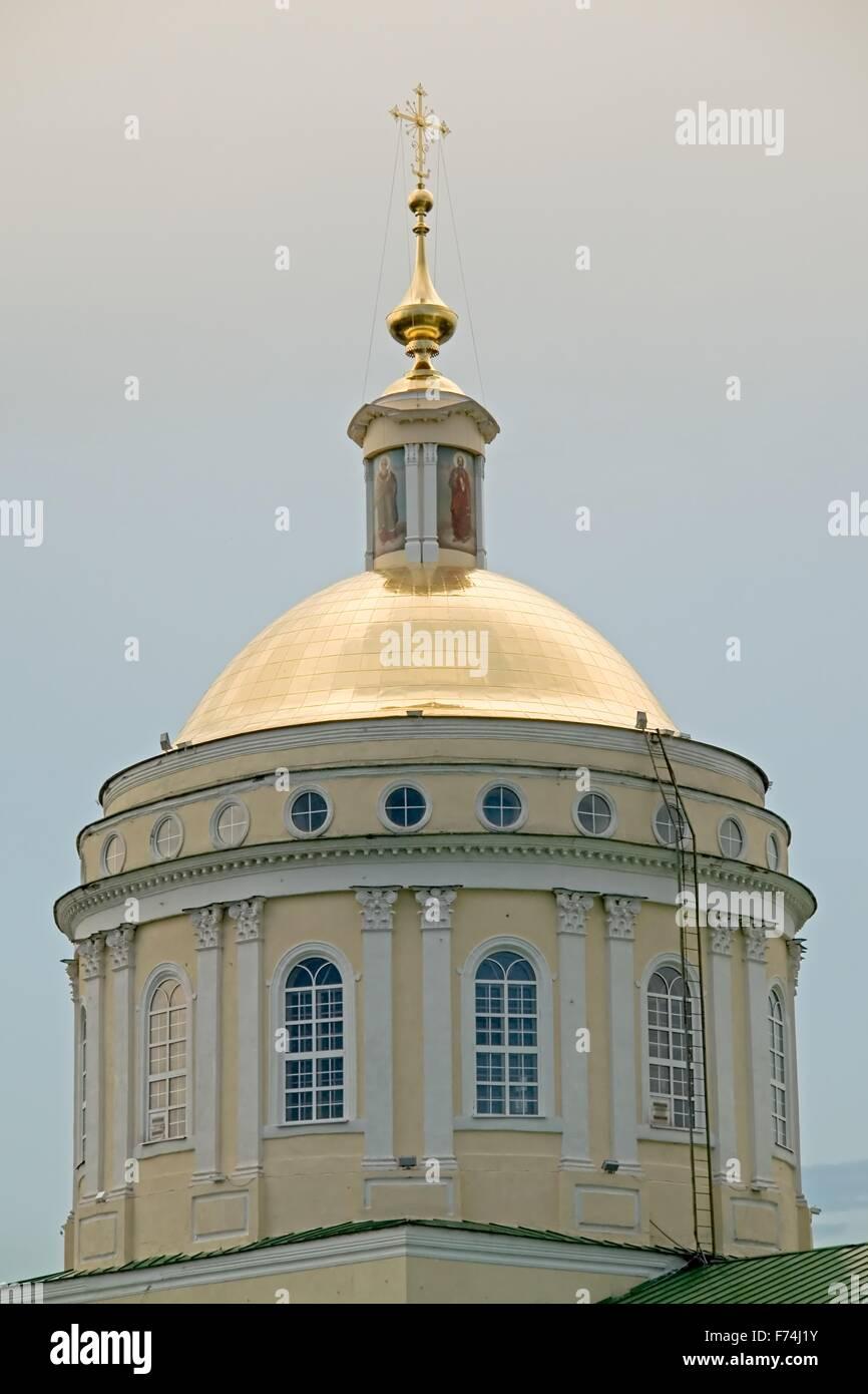 cupolas - Stock Image