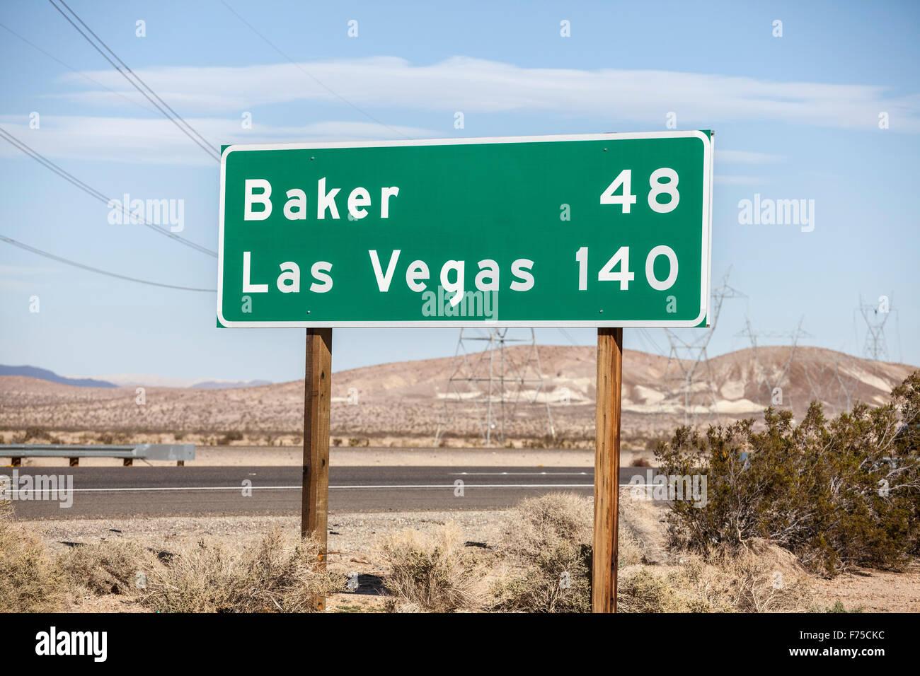 California To Las Vegas Stock Photos & California To Las Vegas Stock ...