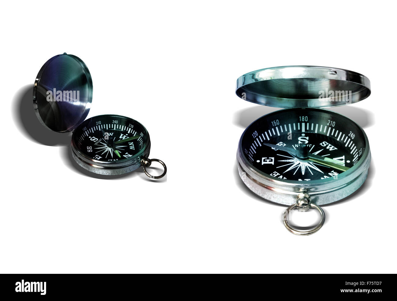 Copmasses - Stock Image