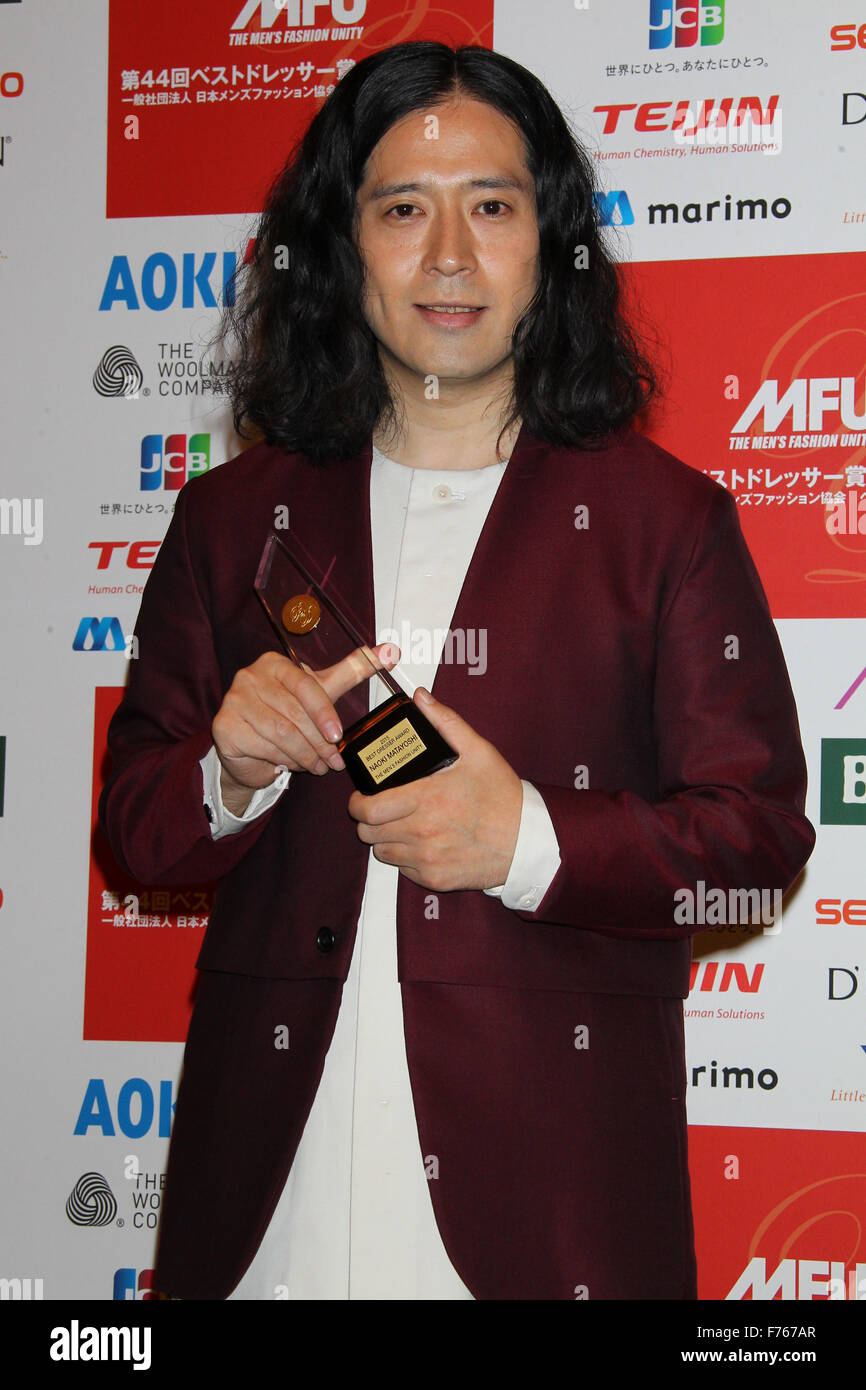 Japan Best Dresser Awards Stock Photos & Japan Best