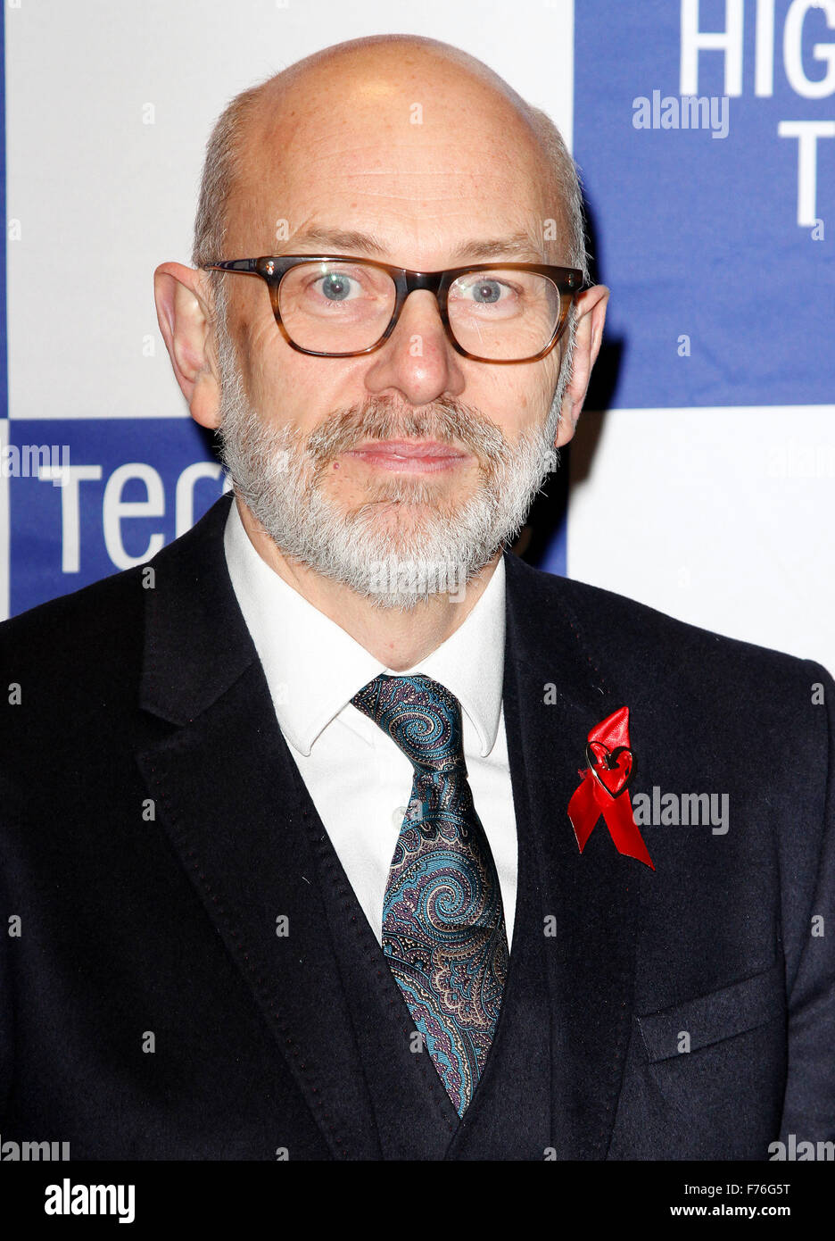 Mar 12, 2015 - London, England, UK - Vincent Franklin attends Terrence Higgins Trust 'The Auction' - Stock Image
