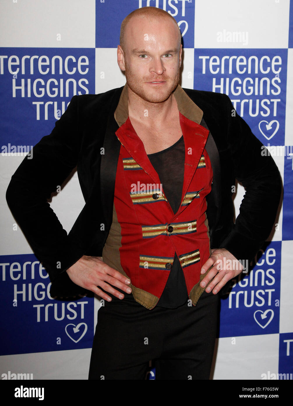 Mar 12, 2015 - London, England, UK - Philip Baldwin attends Terrence Higgins Trust 'The Auction' - Stock Image