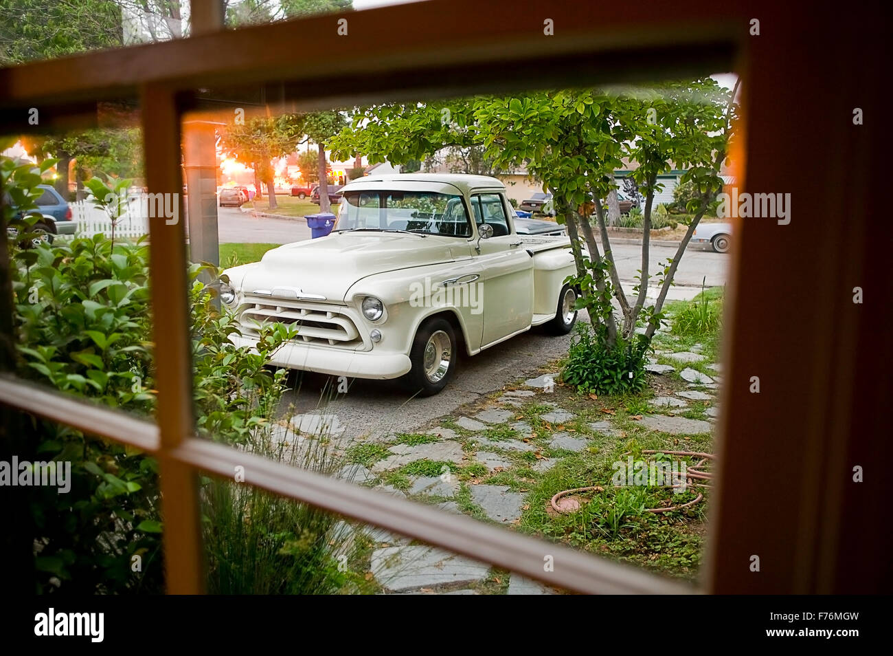 1957 Chevy Truck Stock Photos Images Alamy Pickup Sale 57 Image