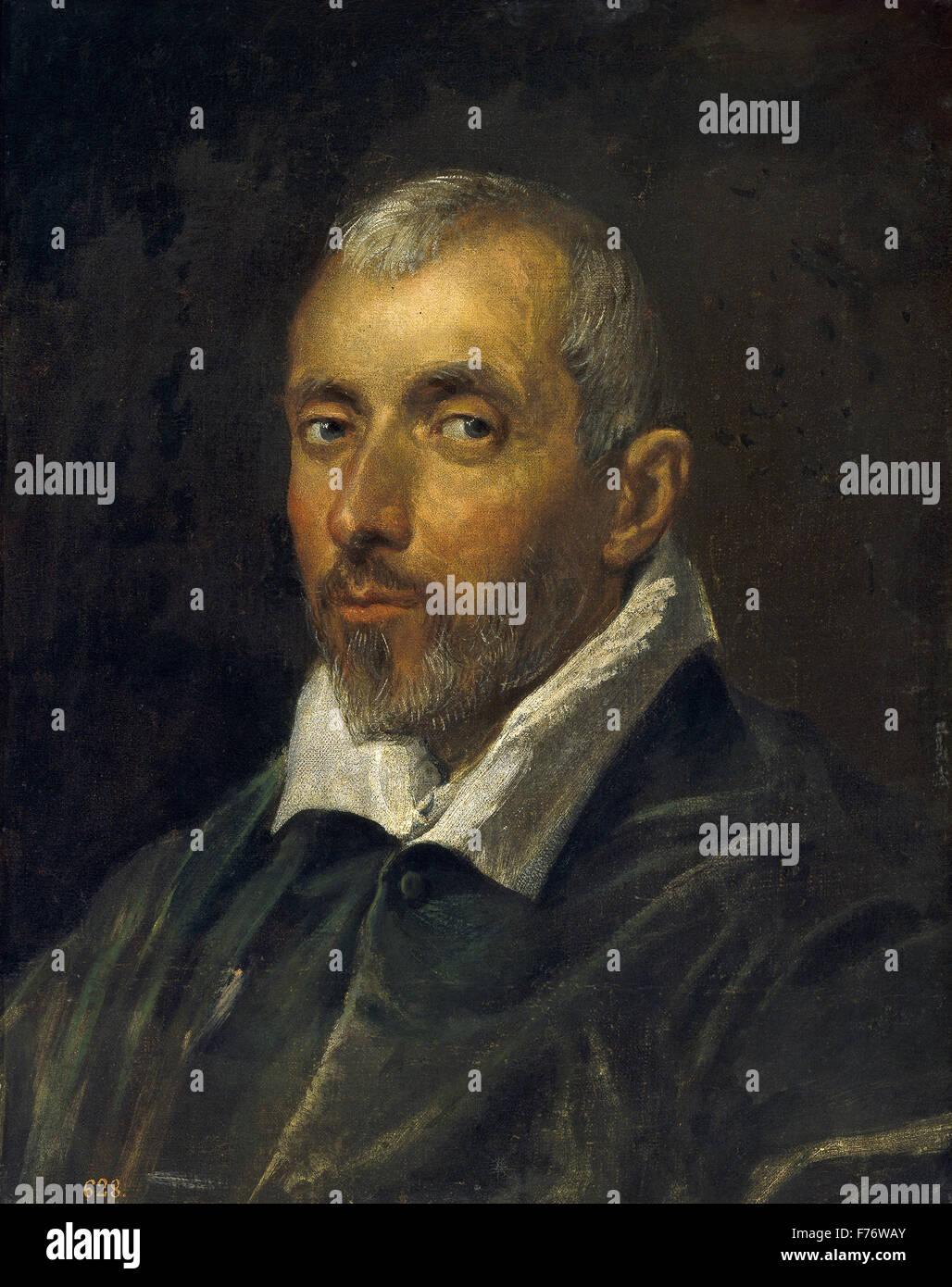 Jacopo Tintoretto - Venetian Magistrate - Stock Image