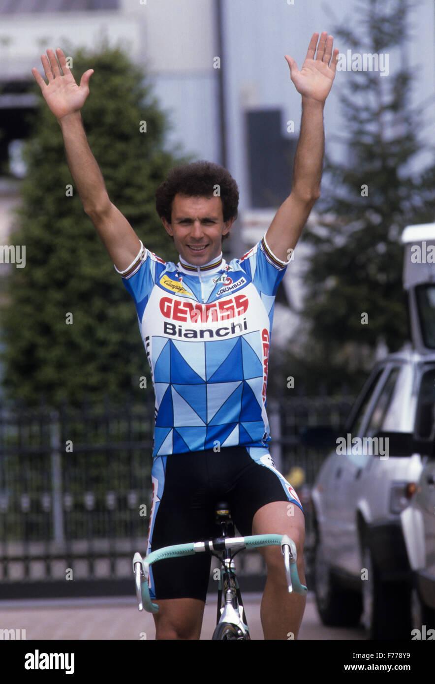 moreno argentin,1987 - Stock Image