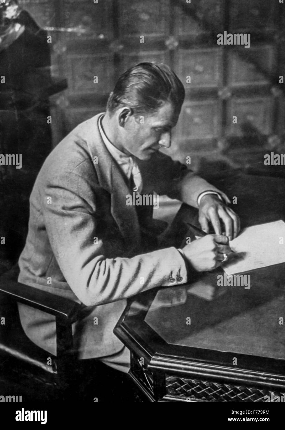 alfredo binda,1946 - Stock Image