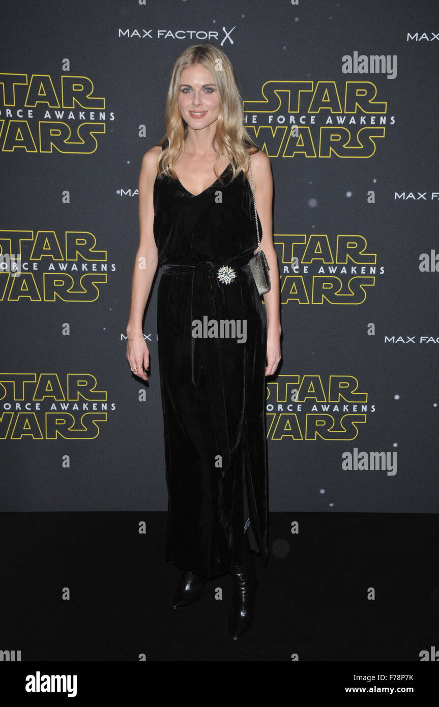 Donna air at pre bafta dinner in london new picture