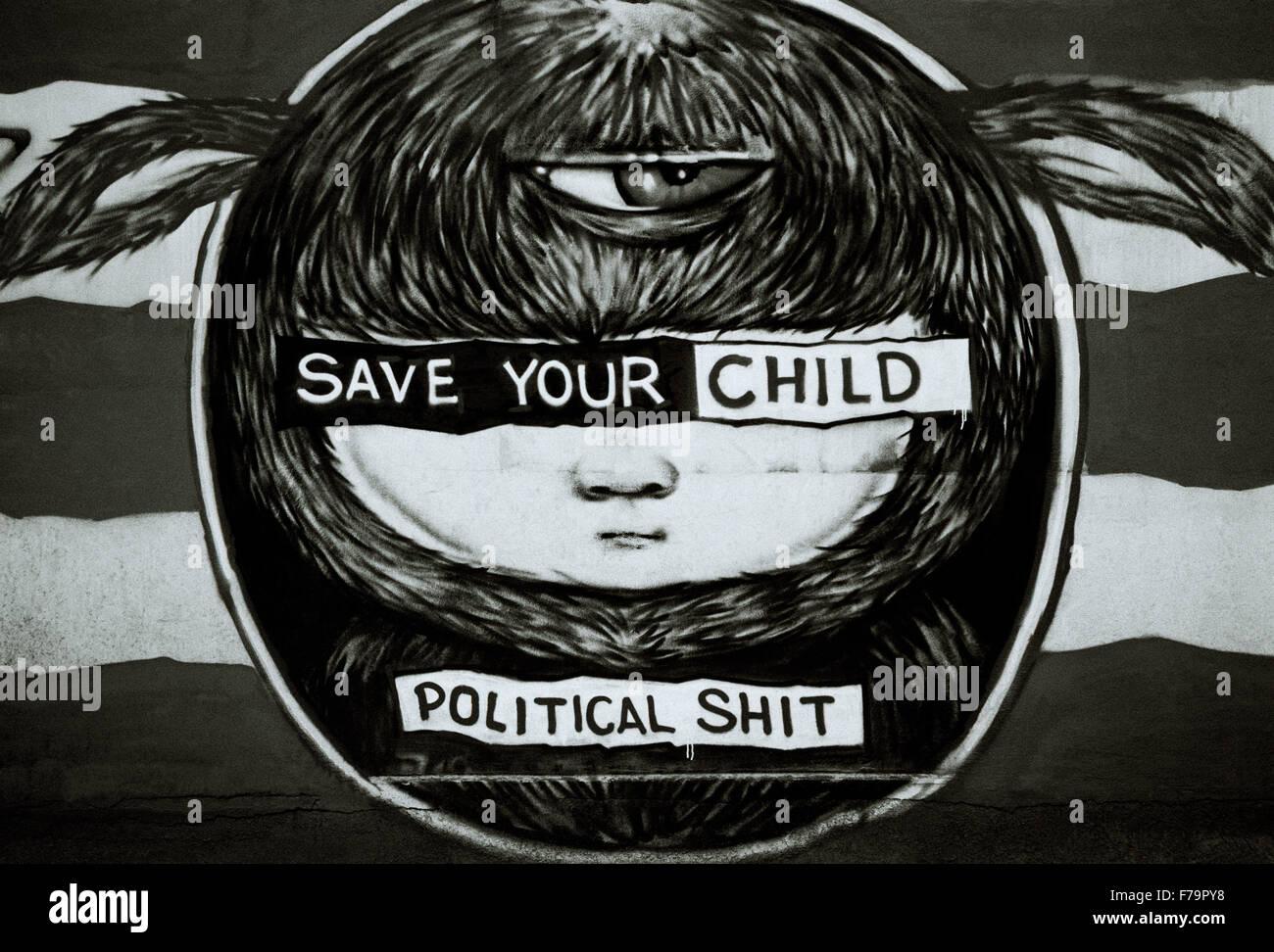 political alienation