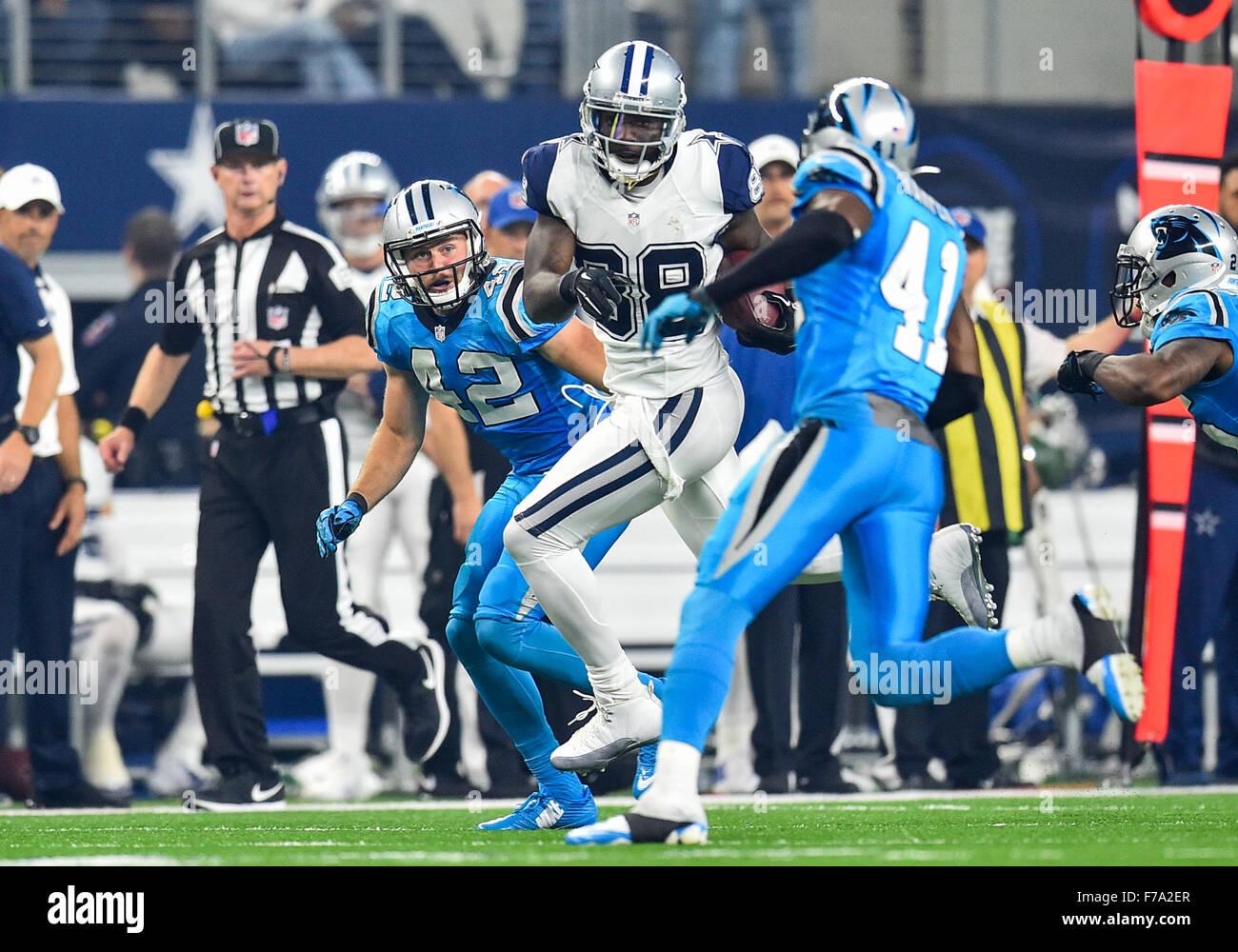 Arlington Texas Usa 26th November 2015 Dallas Cowboys