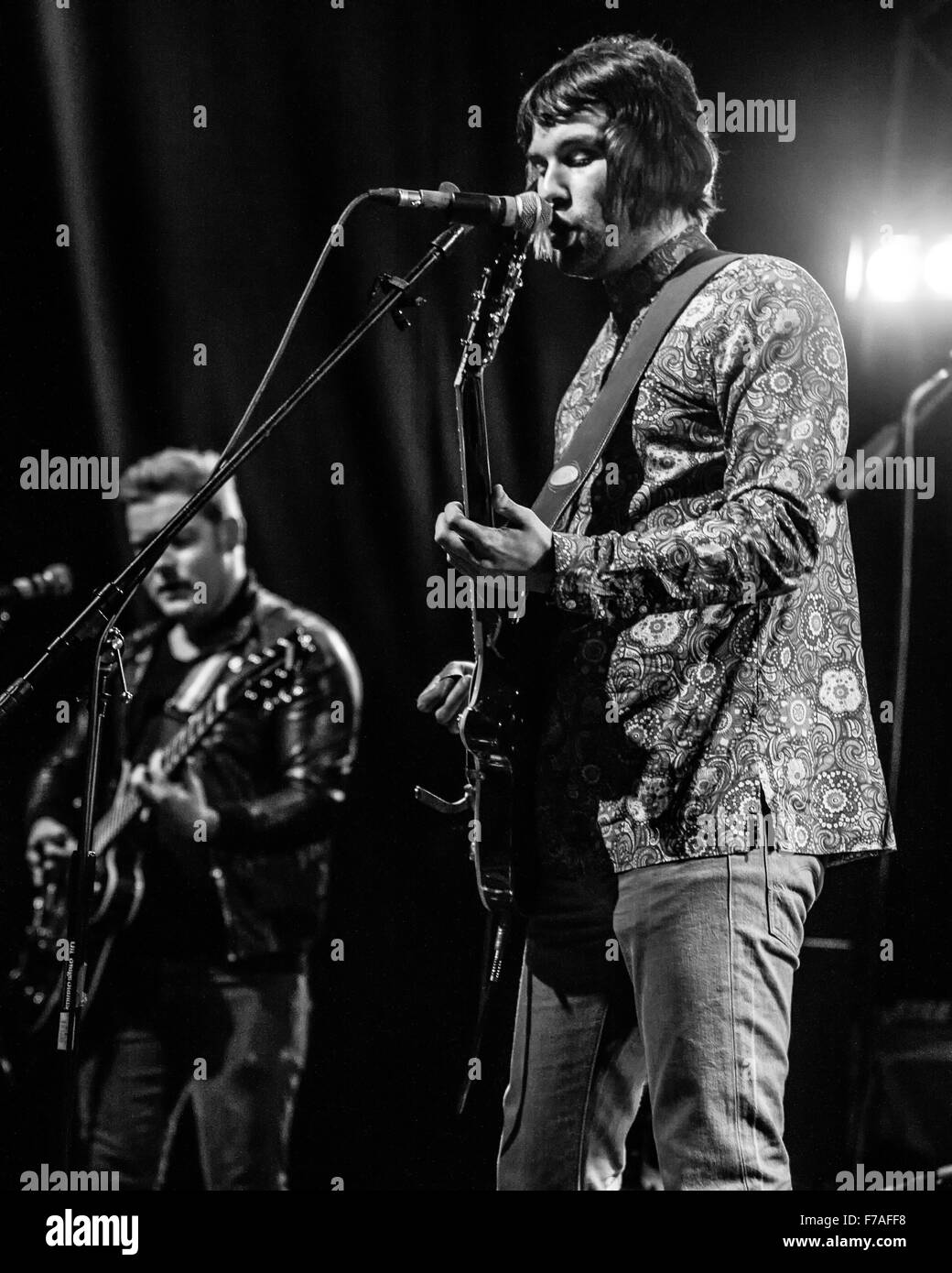 Dublin,Ireland,Oct 28th,Penrose perform live at the Button Factory on Oct 28th in Dublin,Ireland - Stock Image