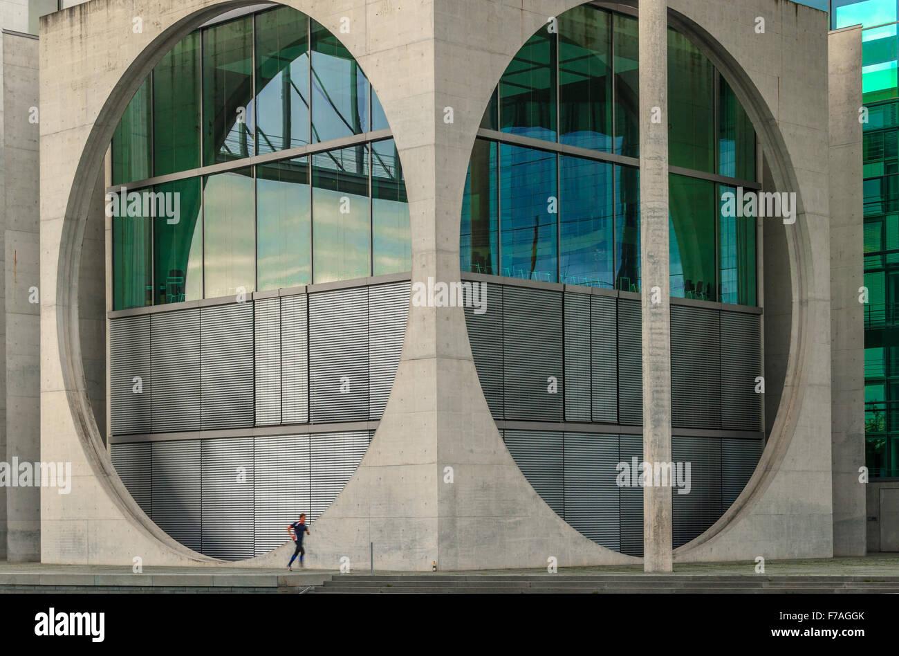 Berlin Bundestag - Stock Image