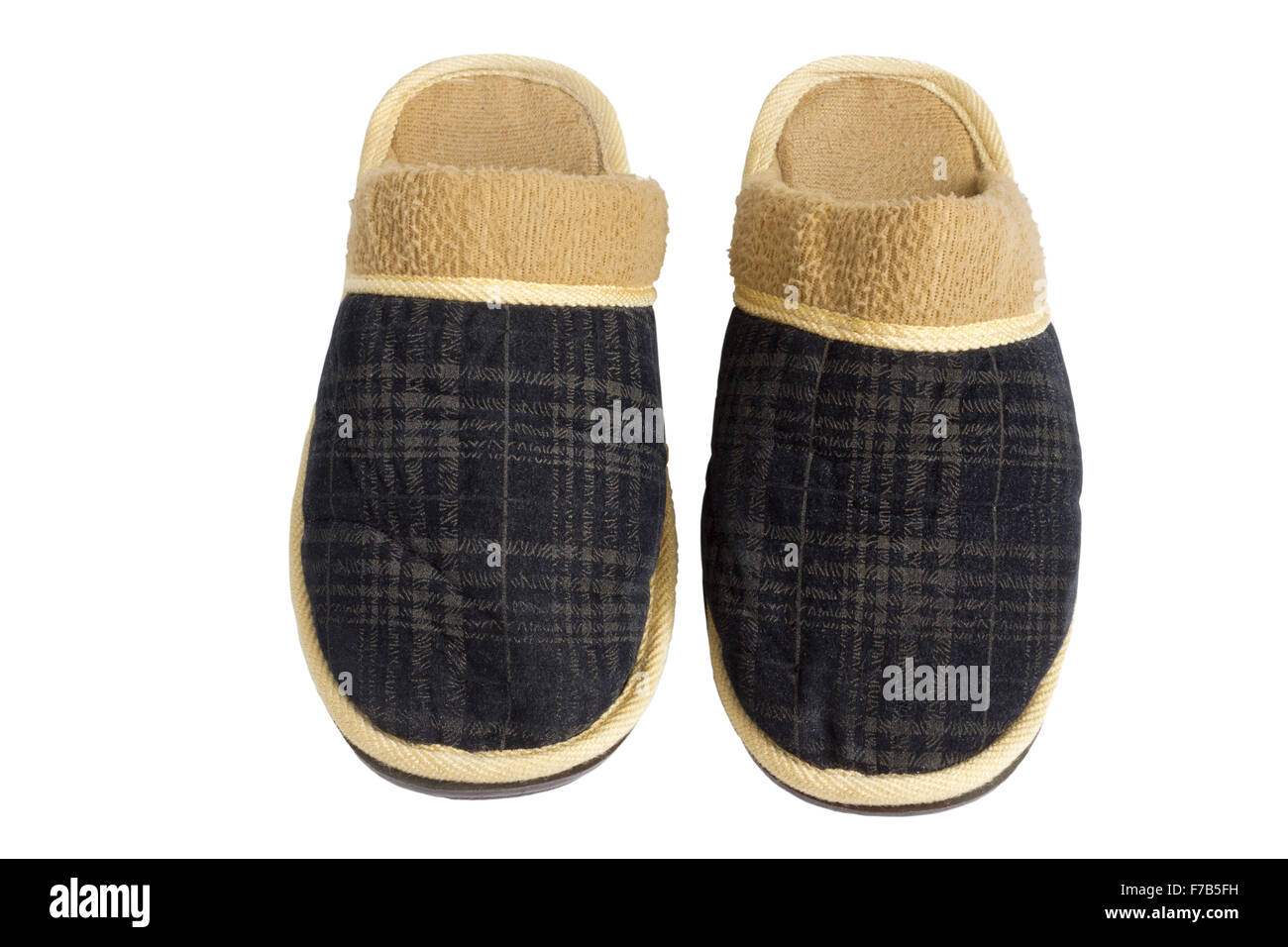 House slippers - Stock Image