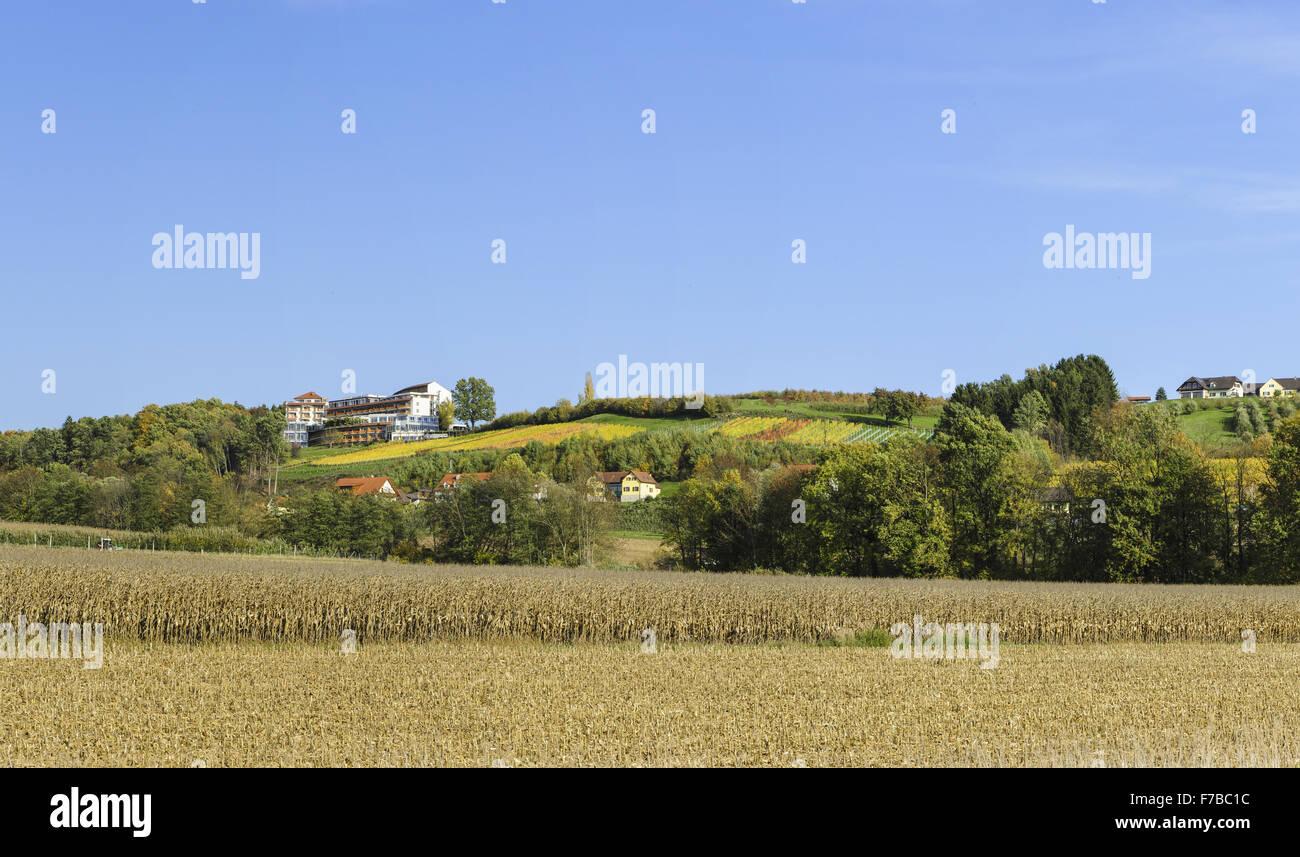 Bad Waltersdorf, Der Steirerhof, Austria, Styria, diverse - Stock Image