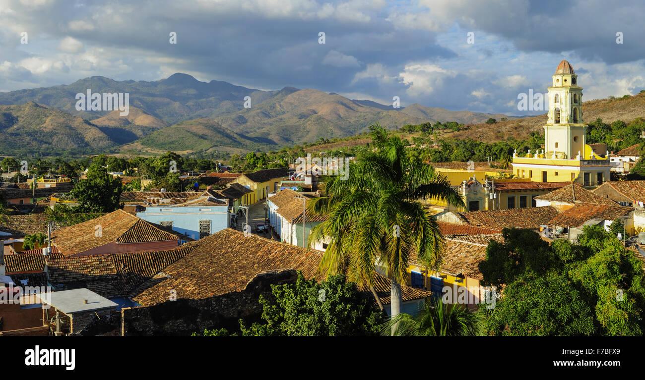 Trinidad, Cuba, Sancti Spiritus - Stock Image