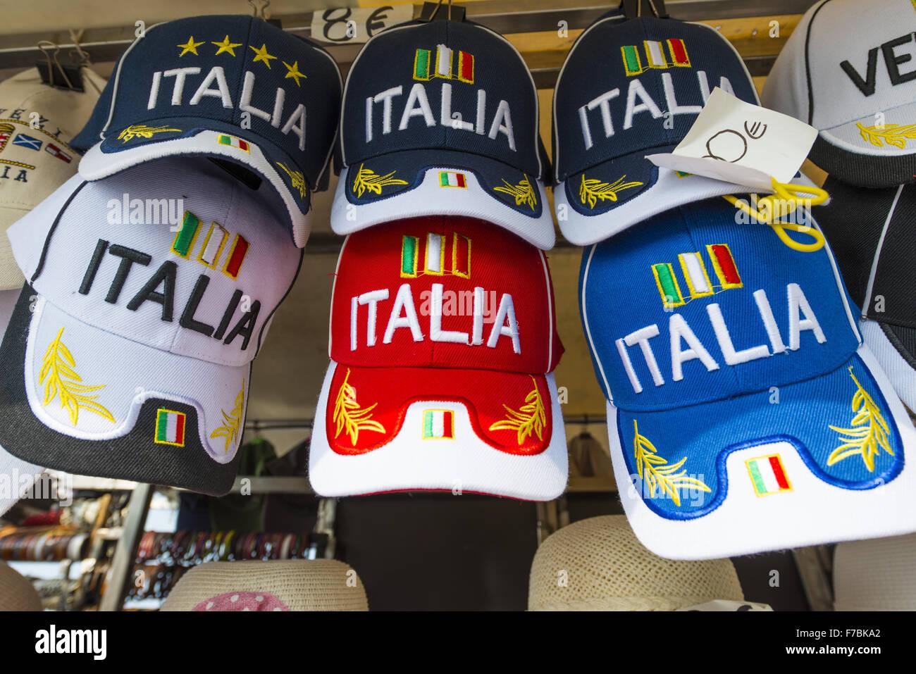 Souvenirs, Venedig, Venice, Venetia, Italy, Italia - Stock Image