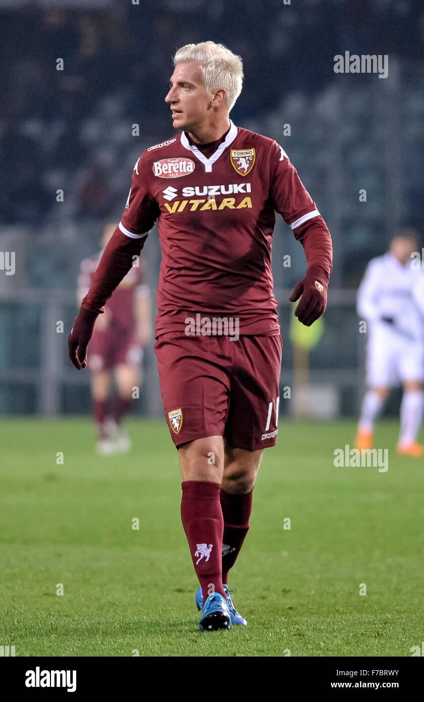 Maxi Lopez In Action During The Serie A Match Between Torino Fc And Bologna Fc Photo By Nicolo Campo Pacific Press