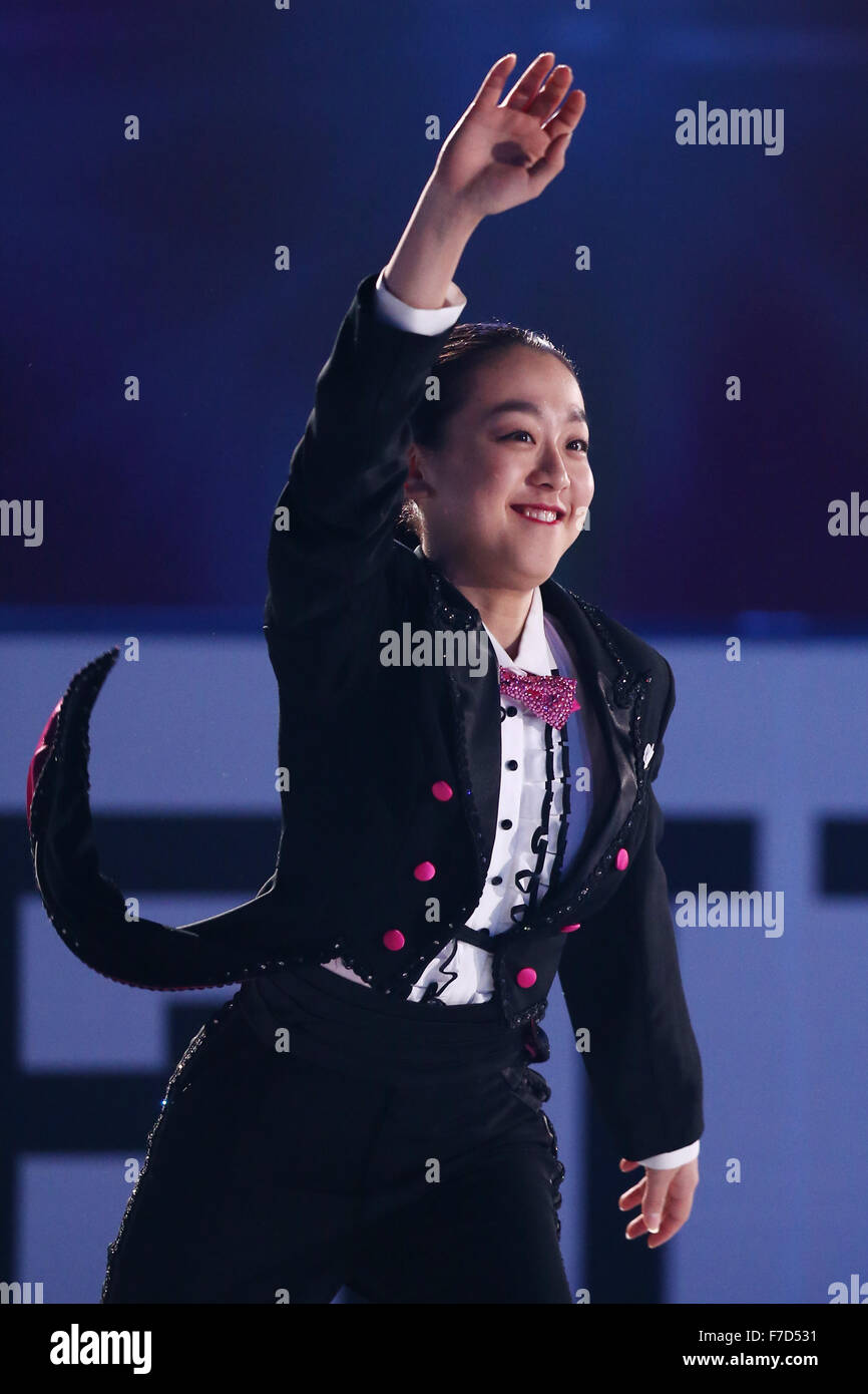 Nhk Stock Photos Images Alamy Mao Baby Music Cellular Phone Nagano Japan 29th Nov 2015 Asada Jpn Figure Skating