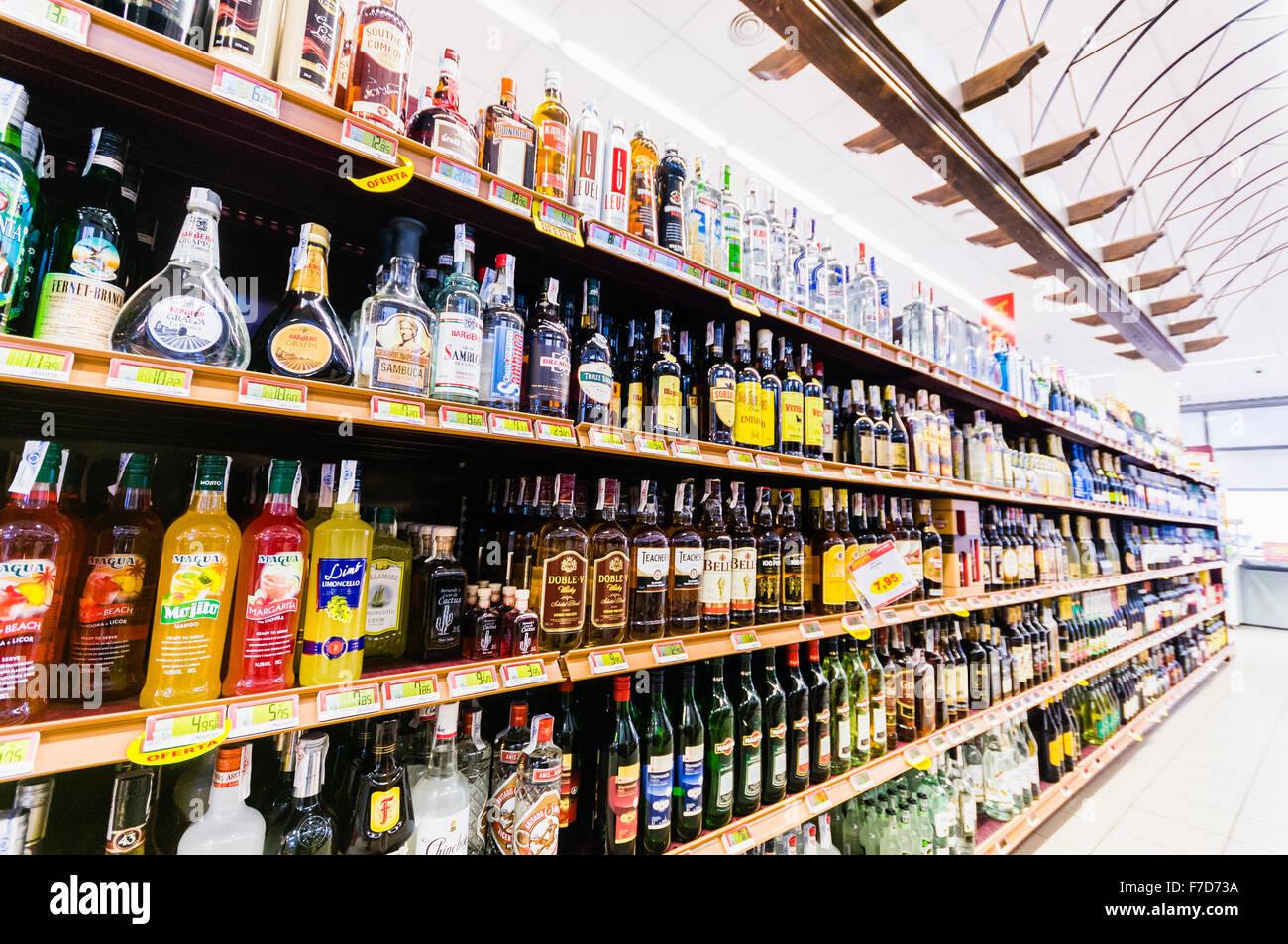 Cheap Vodka Stock Photos & Cheap Vodka Stock Images - Alamy