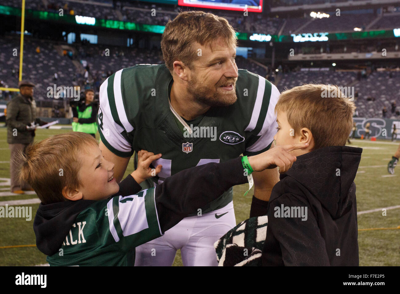 f9bb2b52 East Rutherford, New Jersey, USA. 29th Nov, 2015. New York Jets ...