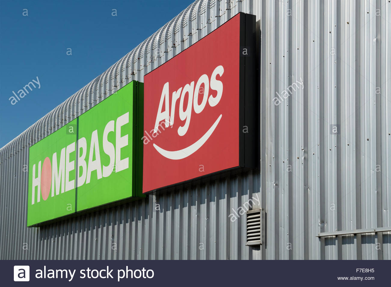 can you use argos card in homebase
