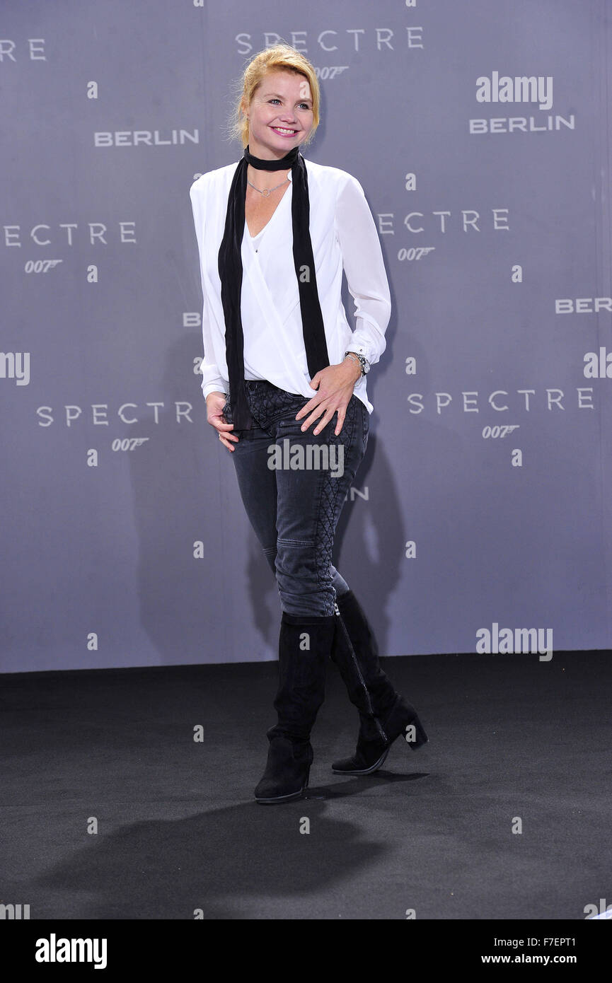 3be508c67c36 James Bond Spectre Premiere in Berlin Featuring: Anette Frier Where:  Berlin, Germany When: 28 Oct 2015