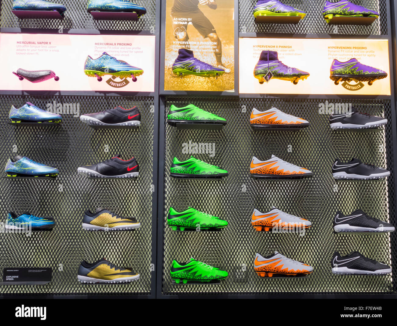 Football Boots Stock Photos   Football Boots Stock Images - Page 3 ... 9d2a8373247db