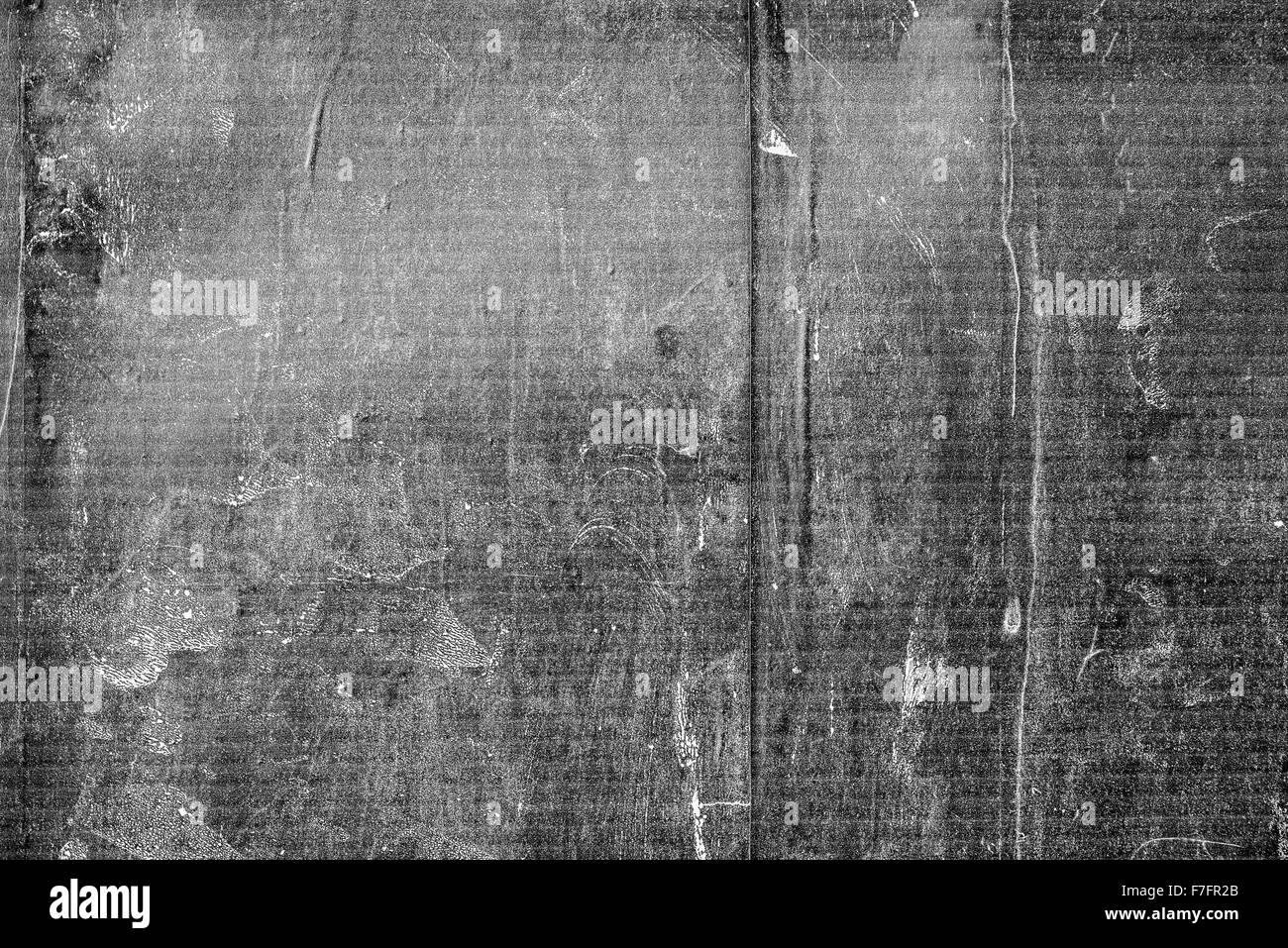 Monochromatic digital print texture on poster paper, inkjet printing technology background. - Stock Image