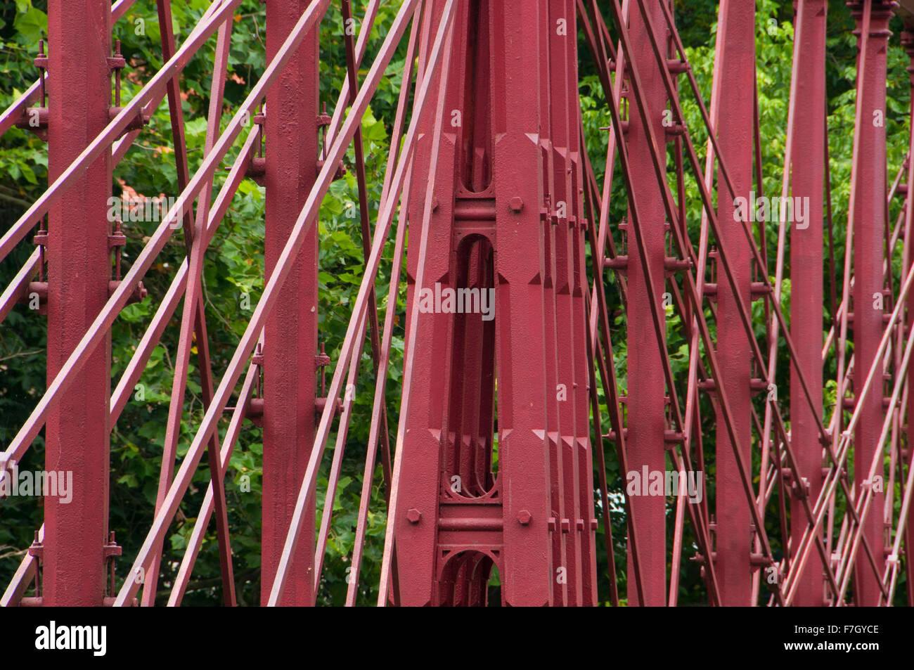 Double Truss Stock Photos Images Alamy Burr Arch Diagram Penn Central Bridge Savage Maryland Bollman Iron 1869 Park Image