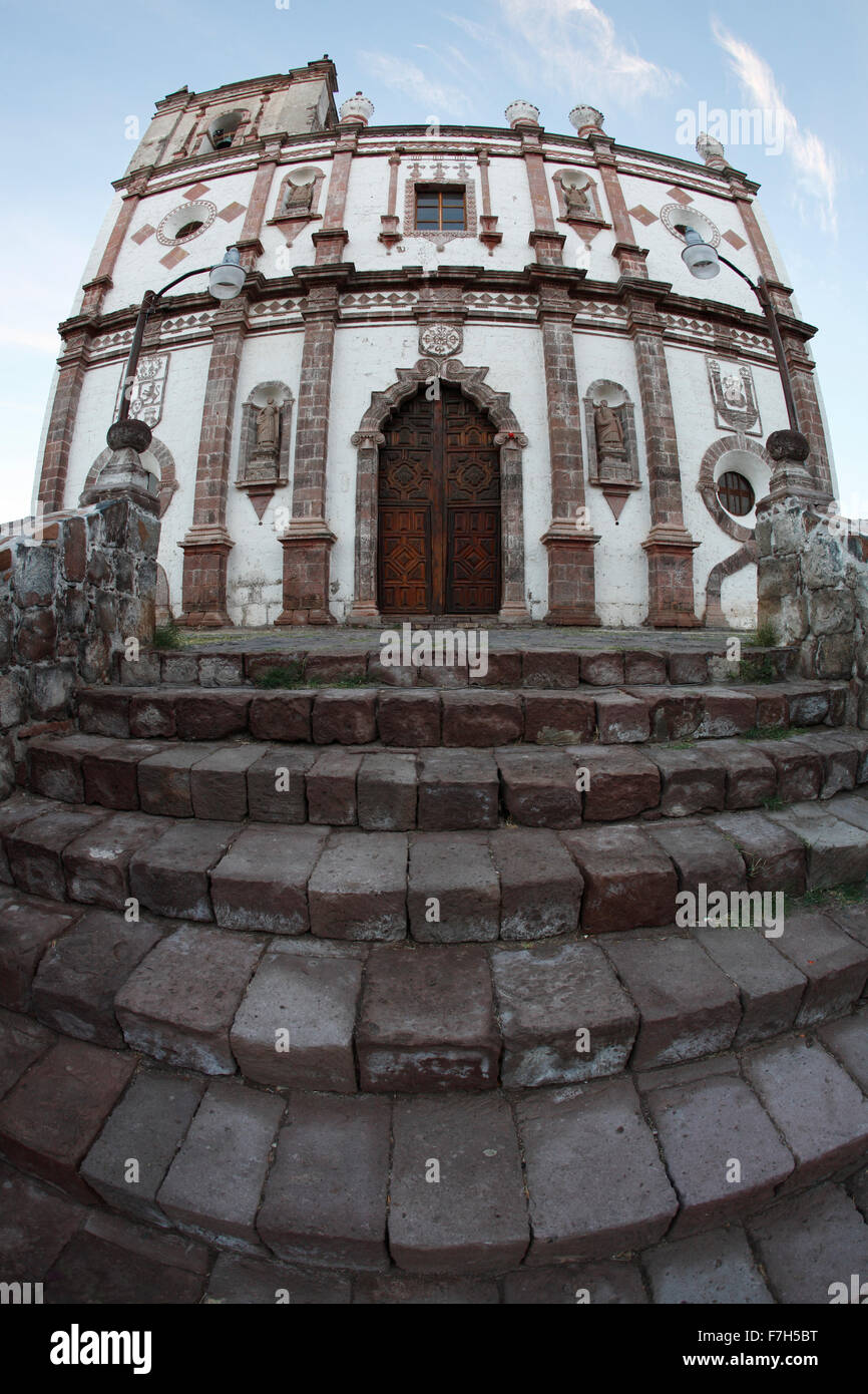 pr7158-D. church, San Ignacio, Baja, Mexico. Photo Copyright © Brandon Cole. All rights reserved worldwide. - Stock Image