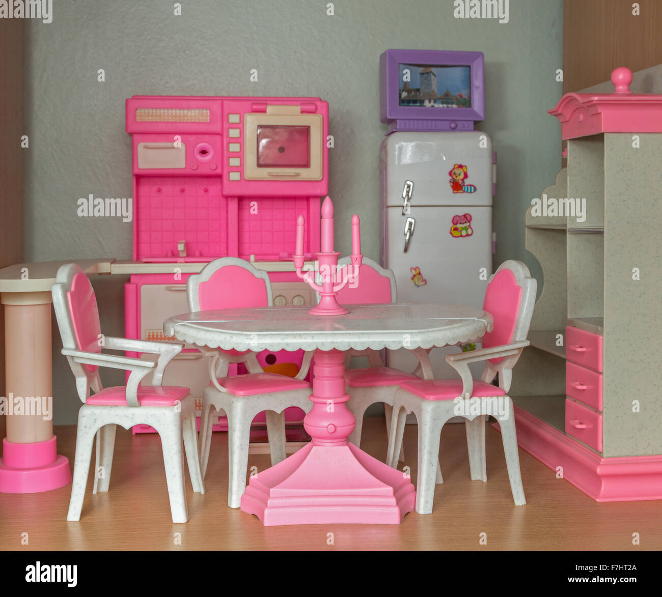 small pinc doll kitchen furniture and equipment Stock Photo ... on kitchen dining contemporary, kitchen backyard ideas, kitchen dining cabinets, kitchen tv room ideas, kitchen storage room ideas, kitchen breakfast counter ideas, kitchen library ideas, kitchen dining fireplace, kitchen under stairs ideas, kitchen wall space ideas, kitchen mud room ideas, family room room ideas, kitchen dining garden, living room ideas, kitchen dining interior design, kitchen breakfast room ideas, kitchen staircase ideas, kitchen rugs ideas, kitchen dining home, kitchen back porch ideas,