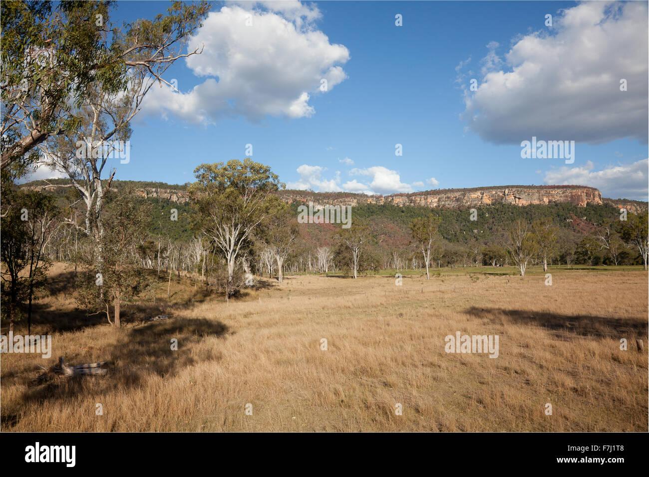Cania Gorge, QLD, Australia - Stock Image