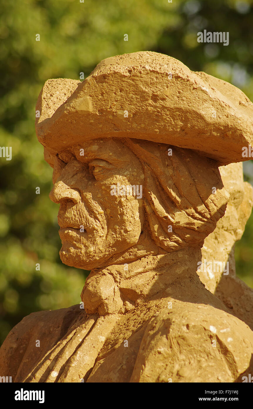 Treasure Island Beach Sand Sculpture