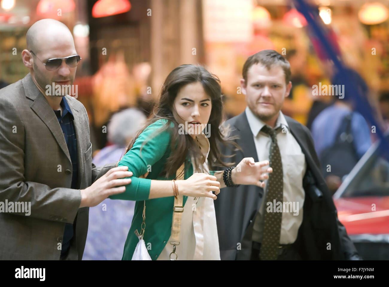 PUSH 2009  Summit Entertainment film with Camilla Belle - Stock Image
