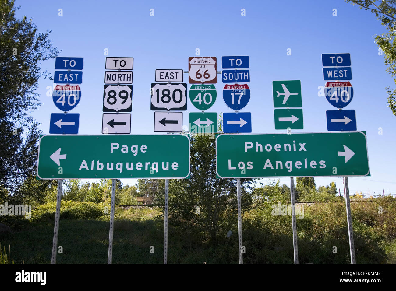 Business routes of Interstate 40