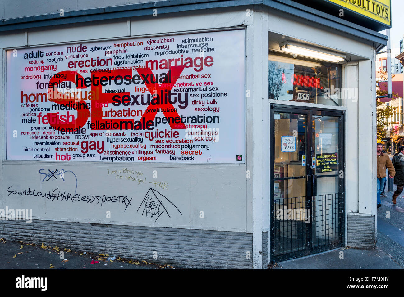 Sex shops in vancouver bc