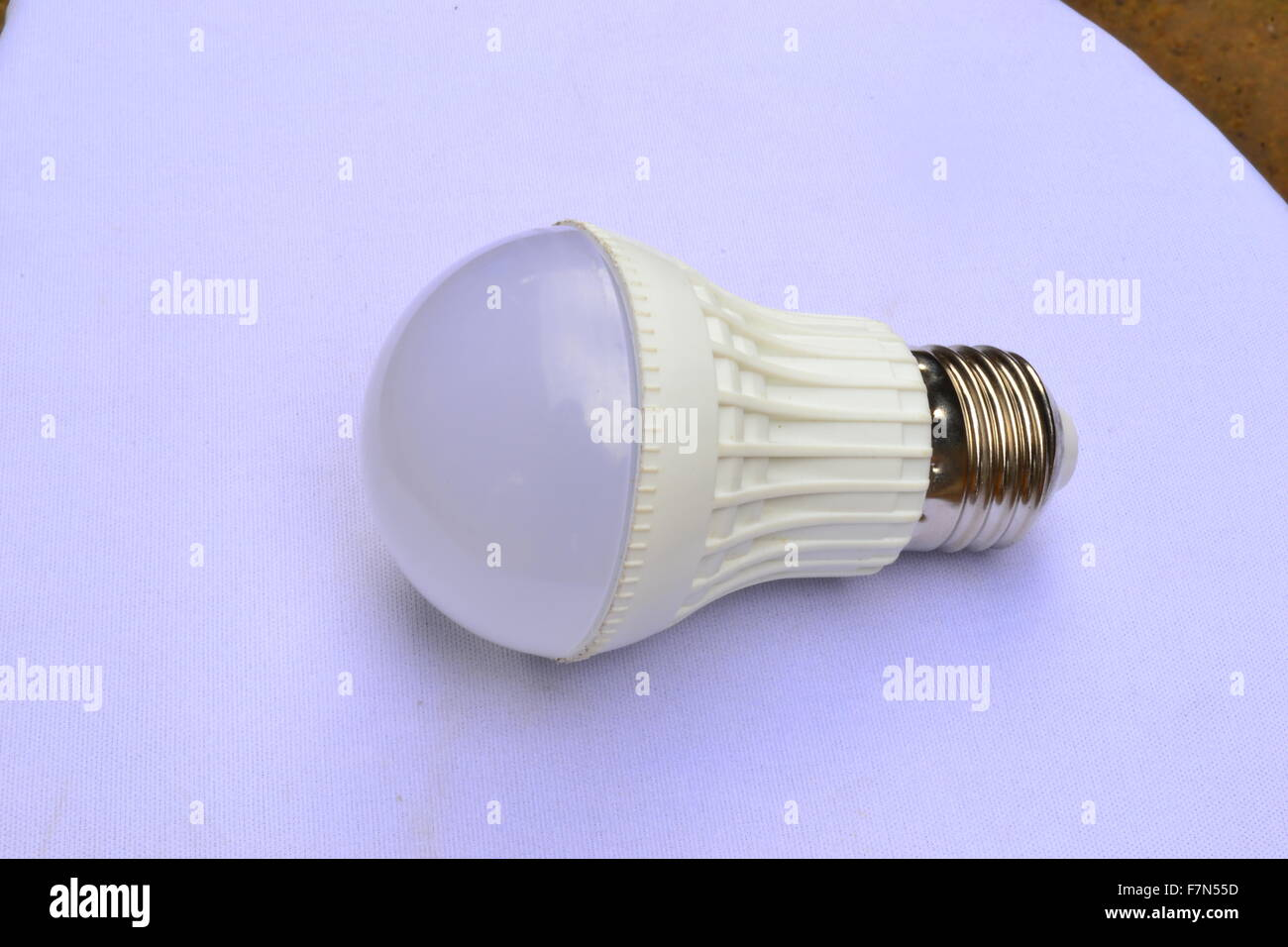 Battery Light Bulb Circuit Stock Photos With And Dc Image