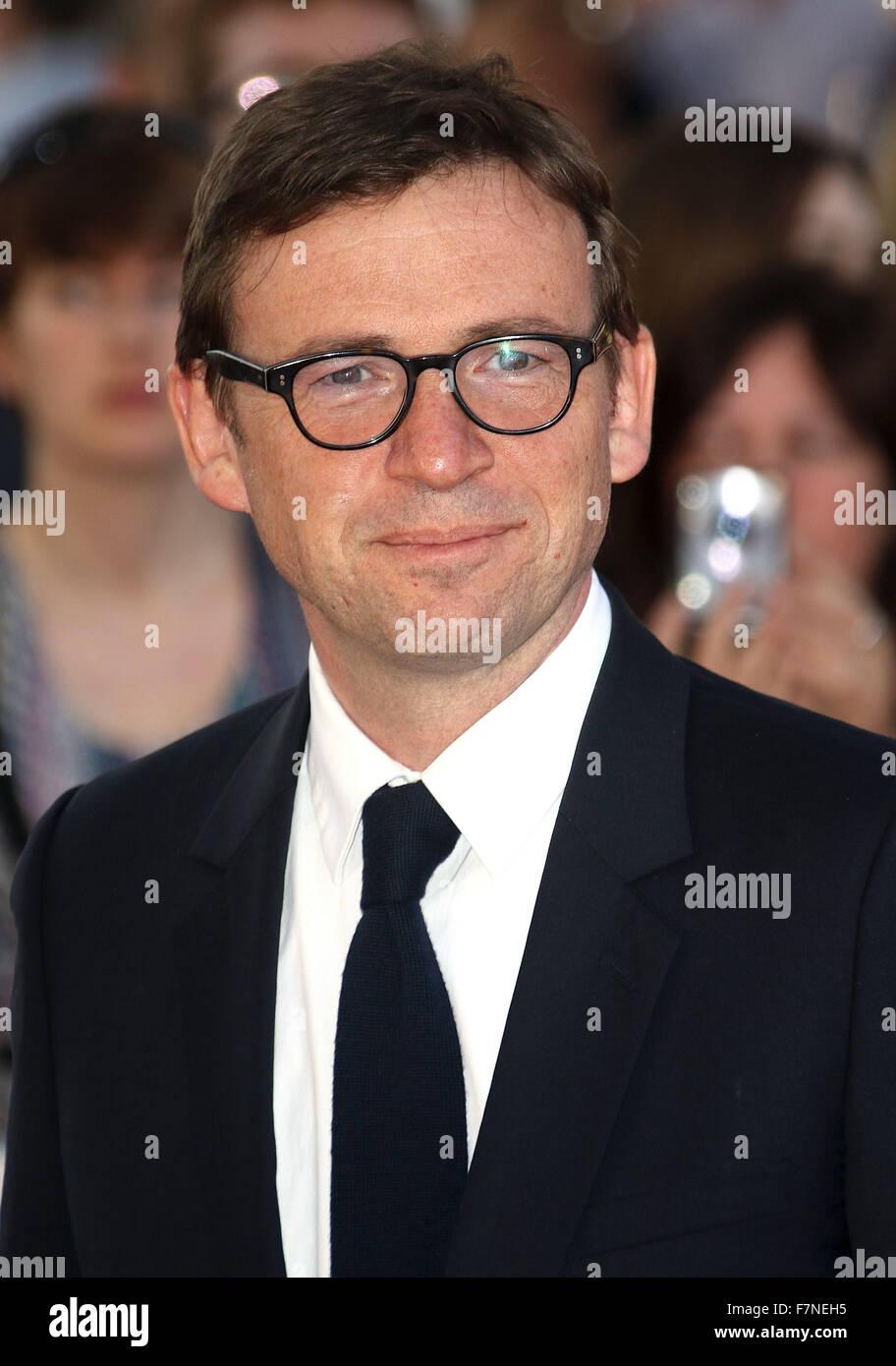 Apr 15, 2015 - London, England, UK - David Nicholls attending Far From the Madding Crowd World Premiere, BFI Southbank - Stock Image
