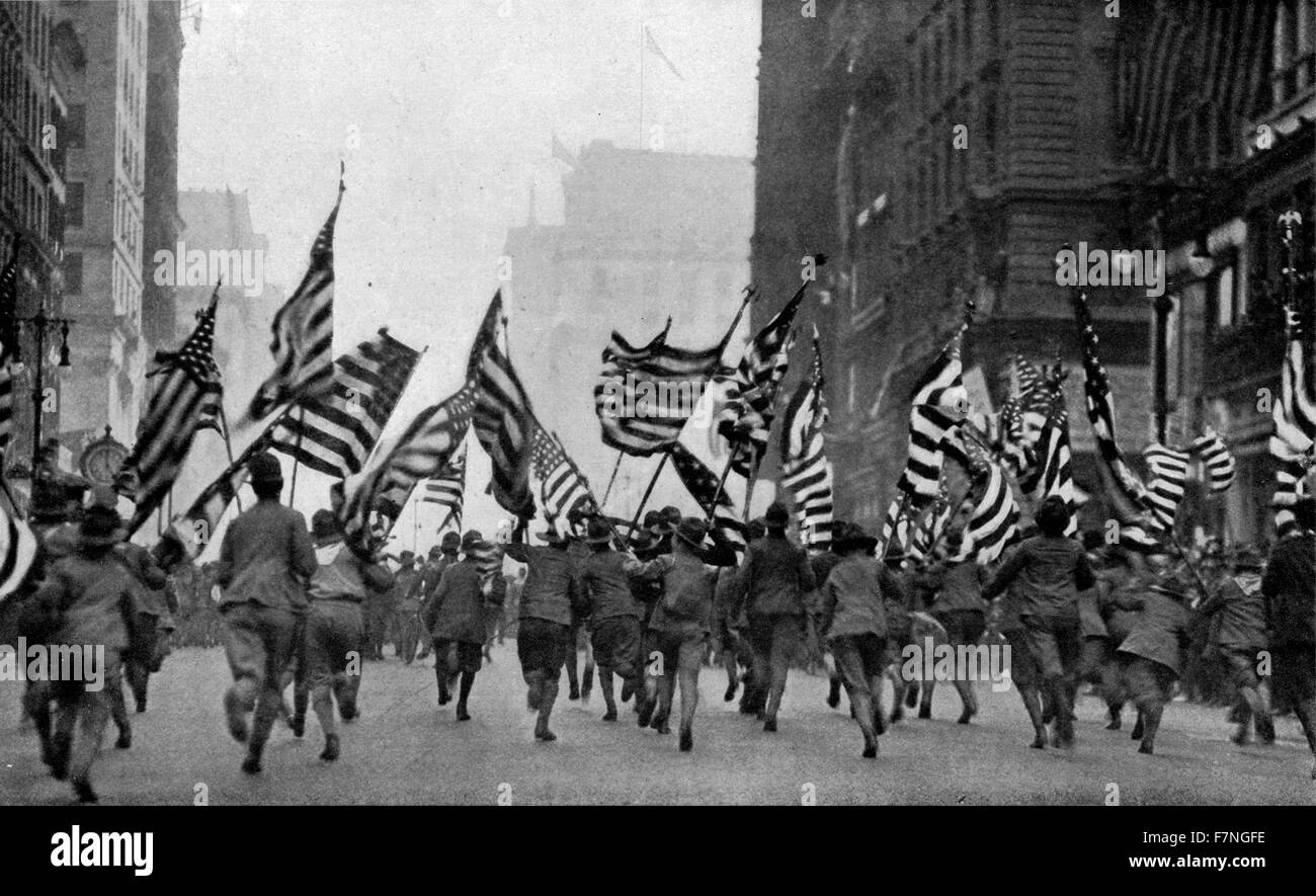Historical Boy Scouts Stock Photos & Historical Boy Scouts