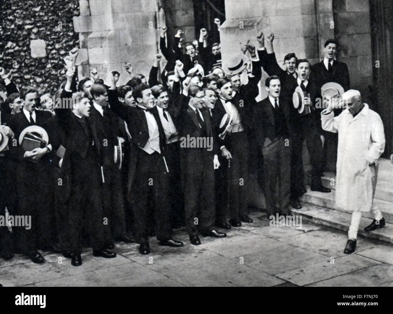 Photograph of Prime Minister Jawaharlal Nehru (1889-1964) during the Commonwealth Conference. Dated 1960 - Stock Image
