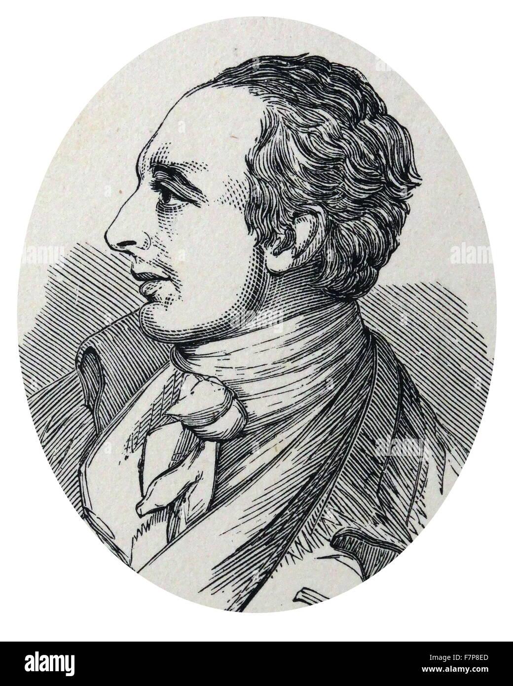 John Phillip Kemble - Stock Image