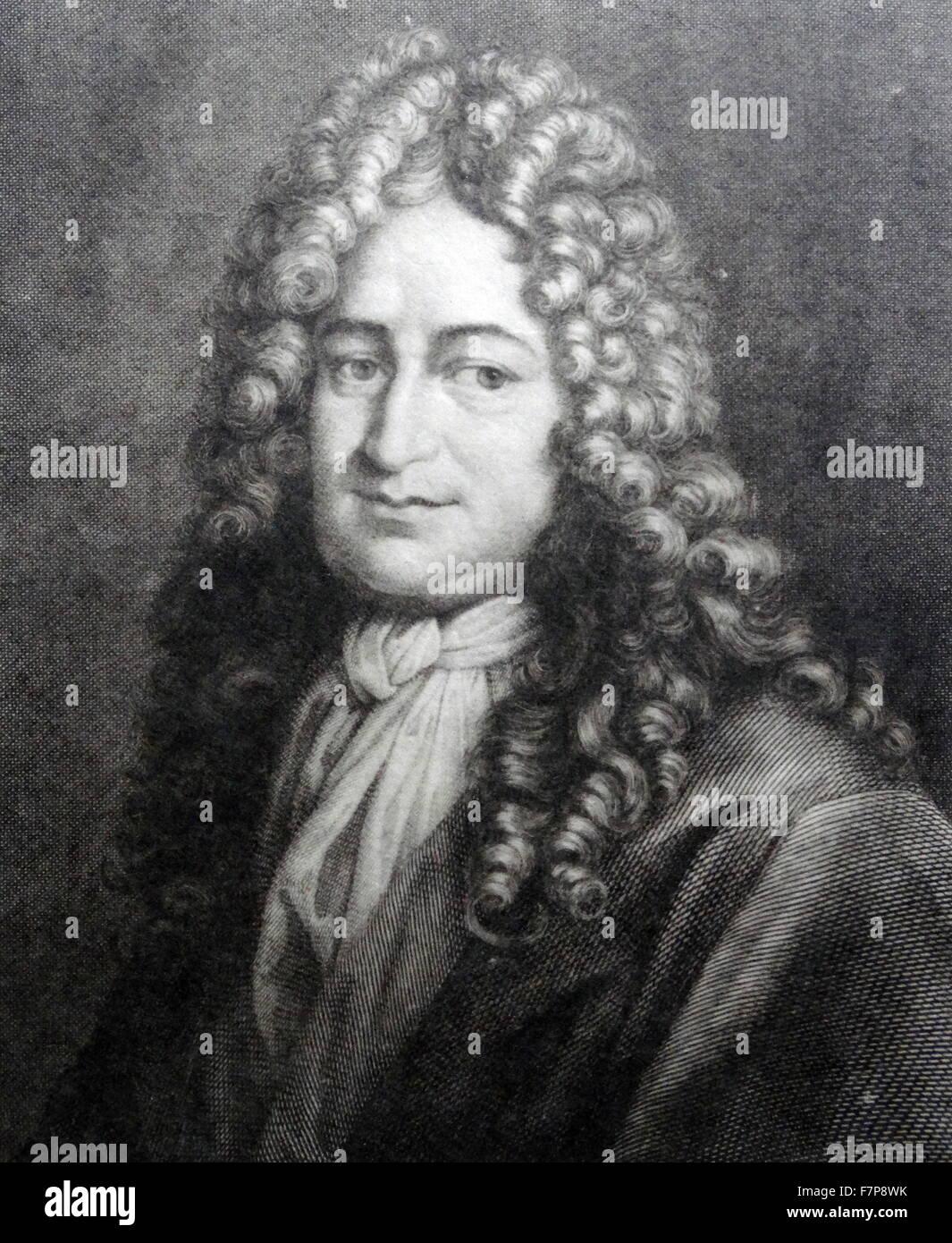Gottfried Wilhelm von LEIBNIZ (1646-1716)