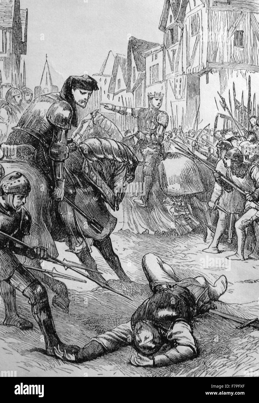 Tyler was a leader of the 1381 Peasants' Revolt in England. He marched a  group of protesters from Canterbury to the capital to oppose the  institution of a ...