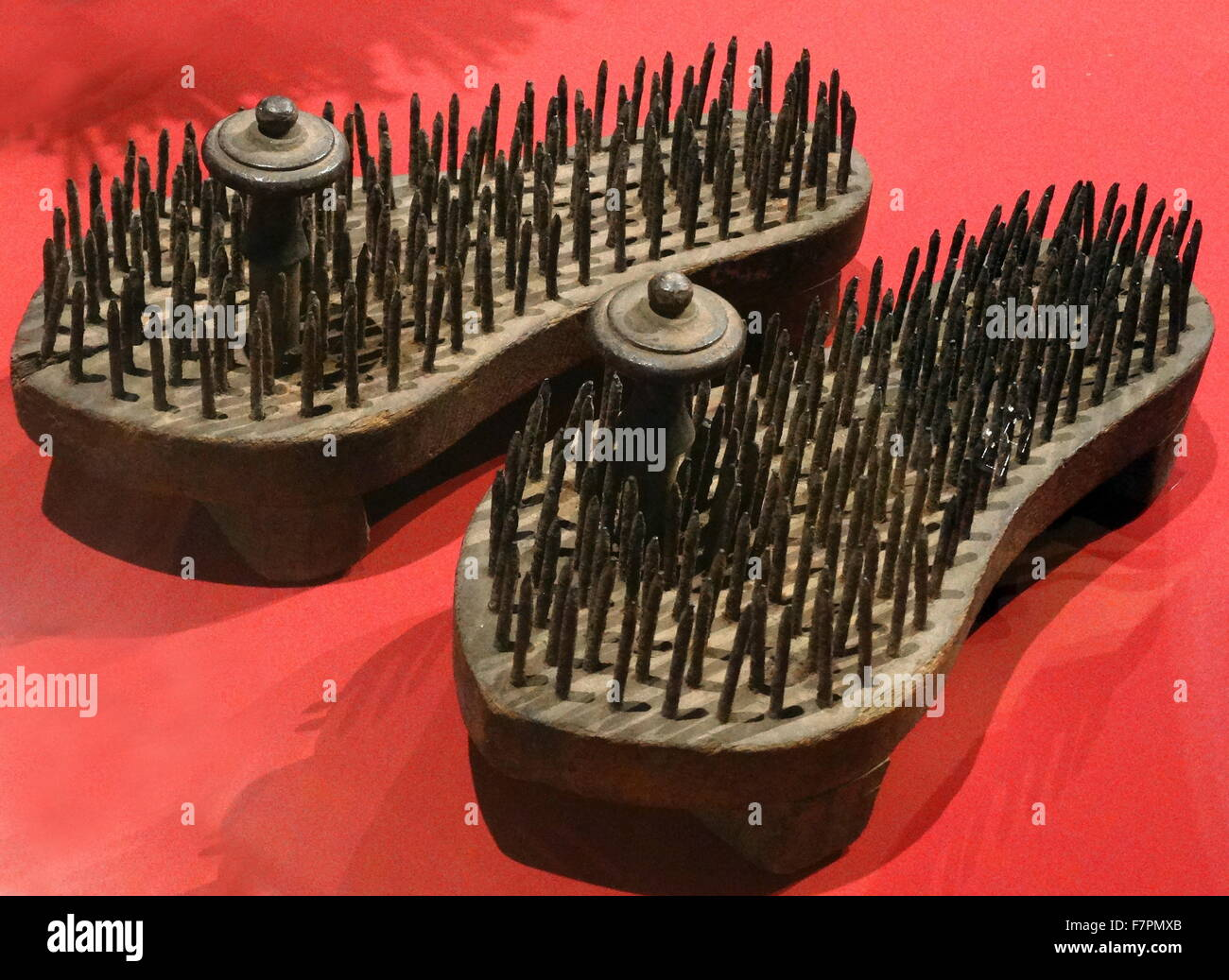 2a27dfda05258 Bed Of Nails Stock Photos   Bed Of Nails Stock Images - Alamy