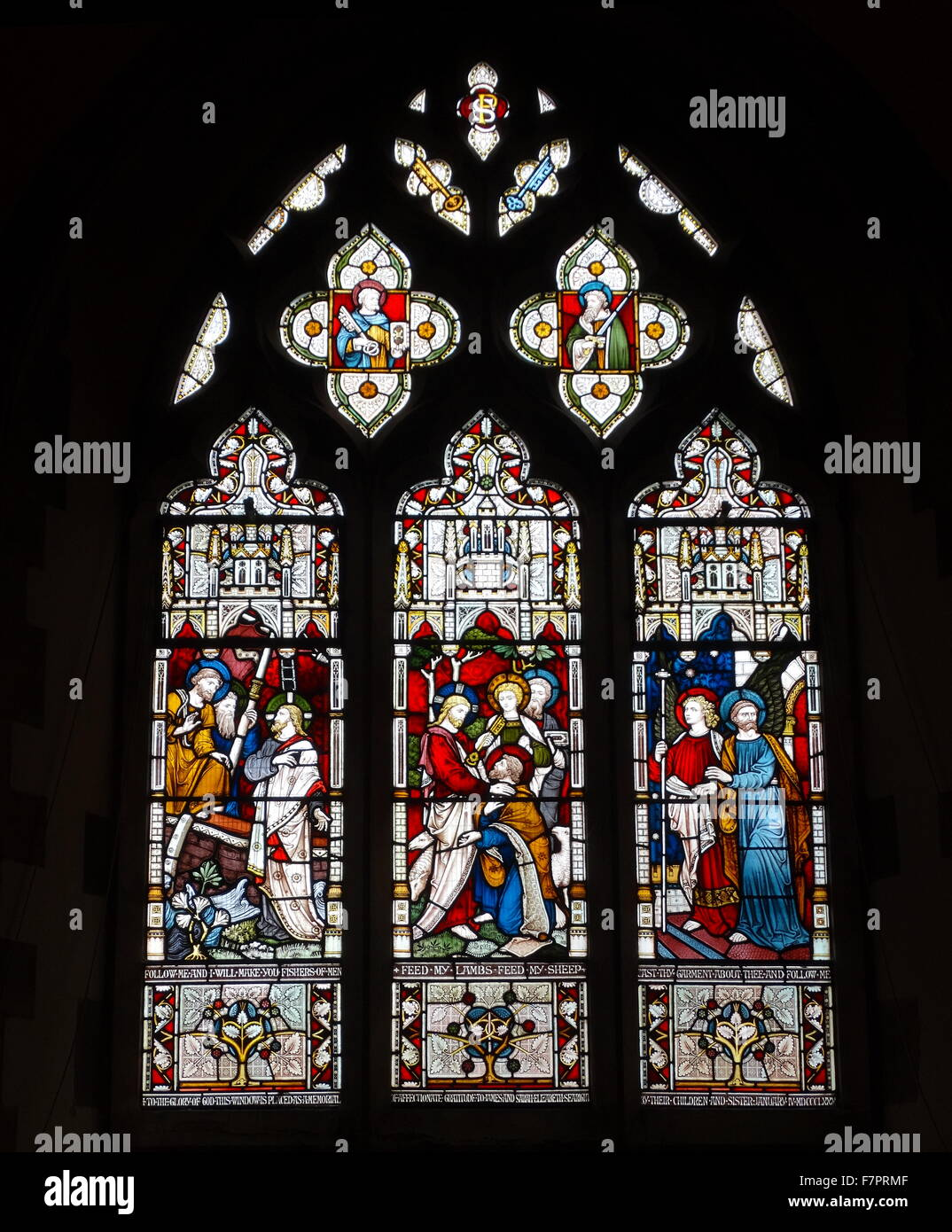 Stained Glass Near Me.Stained Glass Window At St Michael And All Angels Anglican